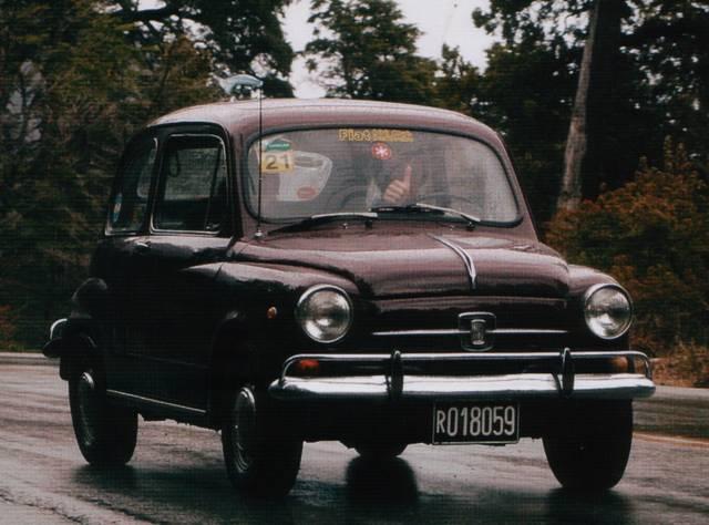 FIAT 600 E (1970)