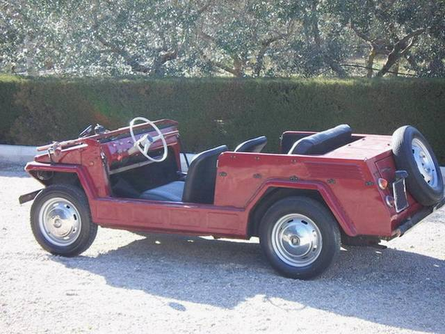 Fiat 600 Jungla