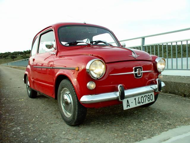 Seat 600 D (1969)