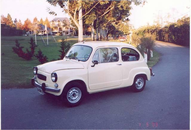 Fiat 600 S (1982)