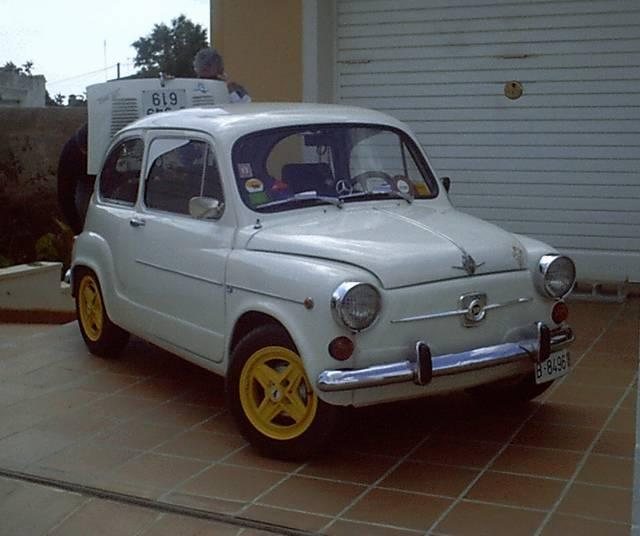 600 E 1ª serie (1971)