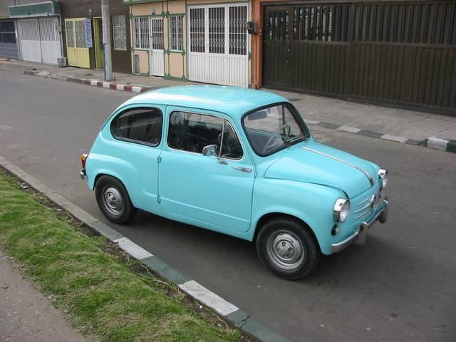 Fiat 600 D (1961)