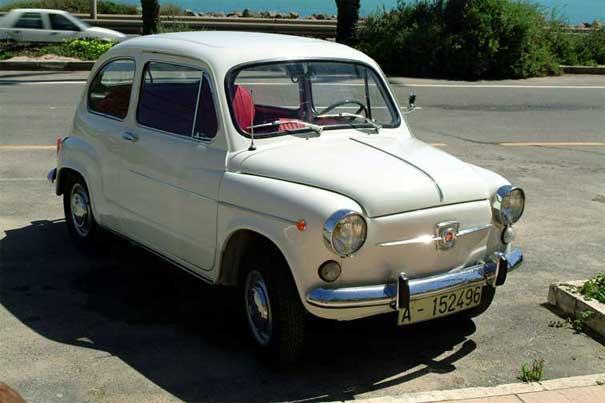 Seat 600 E (1970)