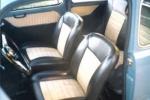 Asientos FIAT 600R