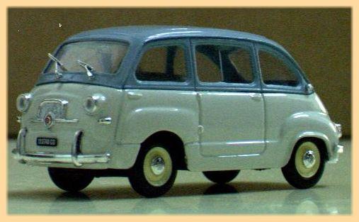 Fiat Multipla 1/43