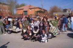 Concentraciones - Club Leganés - Carnavales 2000