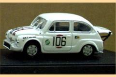 Fiat Abarth 1000 1/43