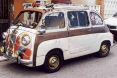 Fiat Multipla Circus